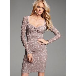 Victoria's Secret Sweetheart Lace Dress